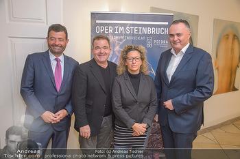 PK zu St. Margarethen 2019 Zauberflöte - MQ Museumsquartiert, Wien - Do 22.11.2018 - Stefan OTTRUBAY, Cornelius OBONYA, Carolin PIENKOS, Hans Peter D11