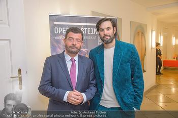 PK zu St. Margarethen 2019 Zauberflöte - MQ Museumsquartiert, Wien - Do 22.11.2018 - Stefan OTTRUBAY, Max SIMONISCHEK12
