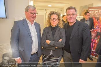 PK zu St. Margarethen 2019 Zauberflöte - MQ Museumsquartiert, Wien - Do 22.11.2018 - Carolin PIENKOS, Cornelius OBONYA, Karl WESSELY17