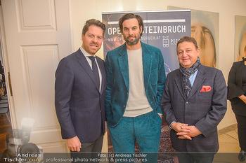 PK zu St. Margarethen 2019 Zauberflöte - MQ Museumsquartiert, Wien - Do 22.11.2018 - Daniel SERAFIN, Max SIMONISCHEK, Josef KALINA24
