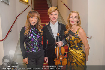 Dreamland Unicef Charity Gala - Theater an der Wien, Wien - Do 22.11.2018 - Yuri REVICH, Sumi JO, Ute LEMPER1
