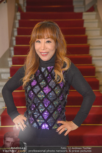 Dreamland Unicef Charity Gala - Theater an der Wien, Wien - Do 22.11.2018 - Sumi JO (Portrait)2