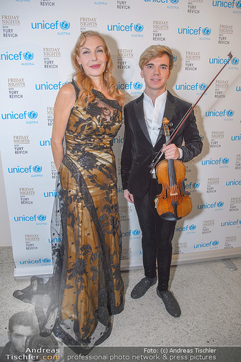 Dreamland Unicef Charity Gala - Theater an der Wien, Wien - Do 22.11.2018 - Yuri REVICH, Ute LEMPER17