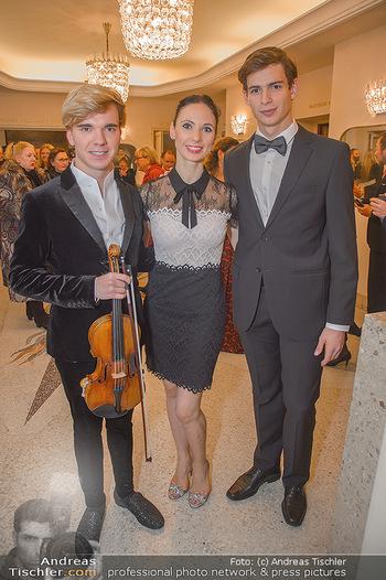 Dreamland Unicef Charity Gala - Theater an der Wien, Wien - Do 22.11.2018 - Yuri REVICH, Liudmila KONOVALOVA, Jakob FEYFERLIK25