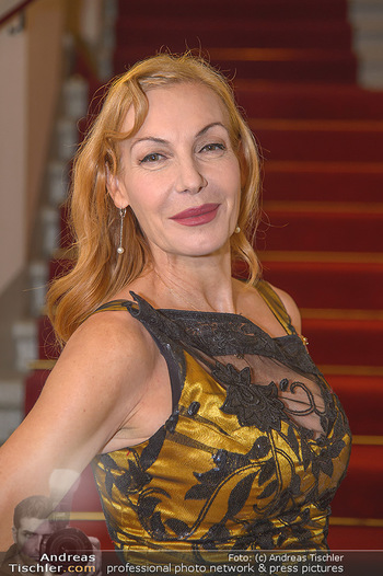 Dreamland Unicef Charity Gala - Theater an der Wien, Wien - Do 22.11.2018 - Ute LEMPER (Portrait)28