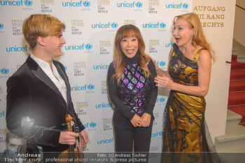 Dreamland Unicef Charity Gala - Theater an der Wien, Wien - Do 22.11.2018 - Yuri REVICH, Sumi JO, Ute LEMPER30