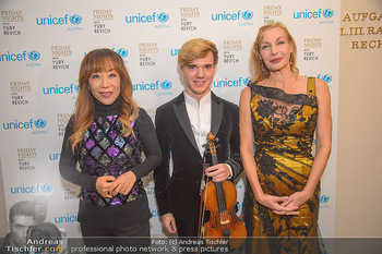 Dreamland Unicef Charity Gala - Theater an der Wien, Wien - Do 22.11.2018 - Yuri REVICH, Sumi JO, Ute LEMPER31