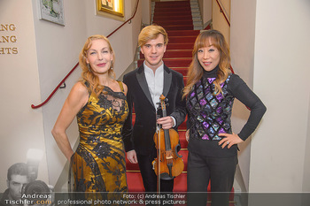 Dreamland Unicef Charity Gala - Theater an der Wien, Wien - Do 22.11.2018 - Yuri REVICH, Sumi JO, Ute LEMPER32