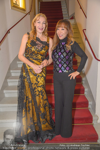 Dreamland Unicef Charity Gala - Theater an der Wien, Wien - Do 22.11.2018 - Sumi JO, Ute LEMPER33