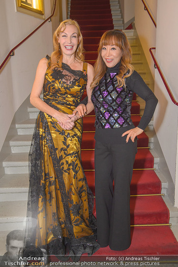 Dreamland Unicef Charity Gala - Theater an der Wien, Wien - Do 22.11.2018 - Sumi JO, Ute LEMPER34