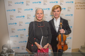Dreamland Unicef Charity Gala - Theater an der Wien, Wien - Do 22.11.2018 - Christiane HÖRBIGER, Yuri REVICH40