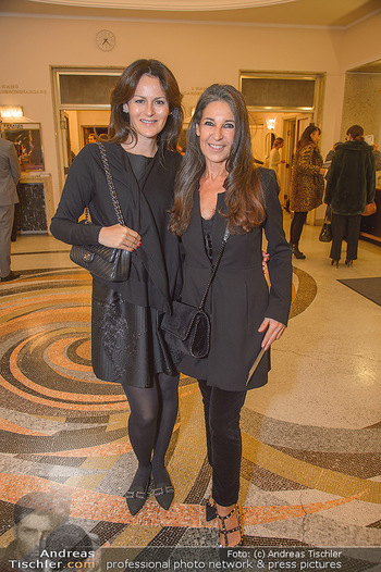 Dreamland Unicef Charity Gala - Theater an der Wien, Wien - Do 22.11.2018 - Anellia PESCHEV, Barbara REICHARD49