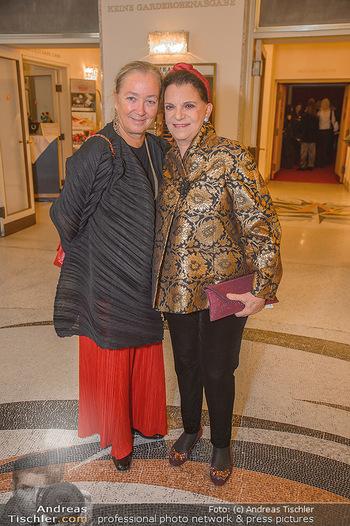 Dreamland Unicef Charity Gala - Theater an der Wien, Wien - Do 22.11.2018 - Agnes HUSSLEIN, Emanuele DE NORA57
