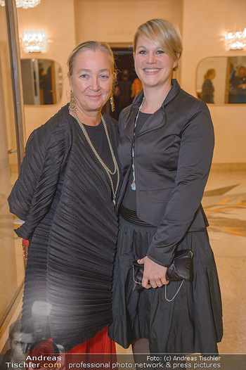 Dreamland Unicef Charity Gala - Theater an der Wien, Wien - Do 22.11.2018 - Agnes HUSSLEIN, Anna WILHELM60