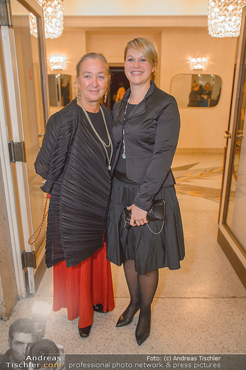 Dreamland Unicef Charity Gala - Theater an der Wien, Wien - Do 22.11.2018 - Agnes HUSSLEIN, Anna WILHELM61