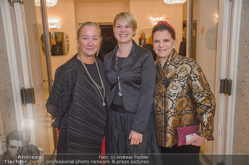 Dreamland Unicef Charity Gala - Theater an der Wien, Wien - Do 22.11.2018 - Agnes HUSSLEIN, Emanuele DE NORA, Anna WILHELM62