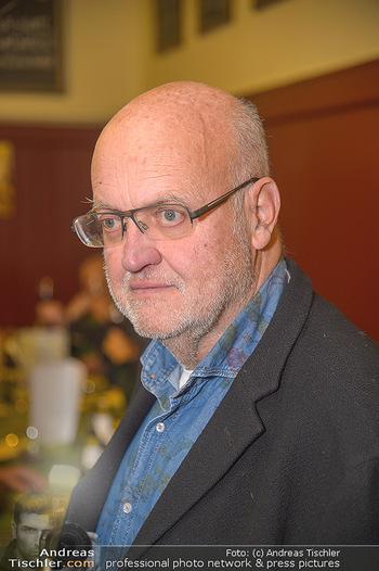 Hase trifft Zweigelt - Hausmair´s Gaststätte - Do 22.11.2018 - Bernhard LUDWIG (Portrait)10