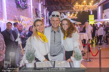 Ströck White Christmas 2 - Colosseum XXI - Sa 24.11.2018 - 15