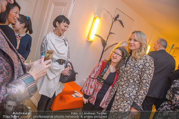 Master Lin Meaningful Luxury - MQ Museumsquartier, Wien - Mo 26.11.2018 - Elina GARANCA, Raphaela PAWLICKI31