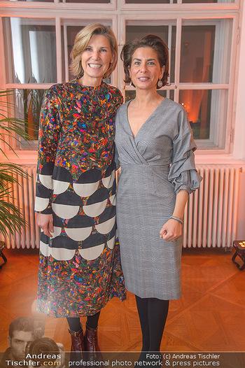 Master Lin Meaningful Luxury - MQ Museumsquartier, Wien - Mo 26.11.2018 - Desiree TREICHL-STÜRGKH, Sonja KATO-MAILATH-POKORNY43