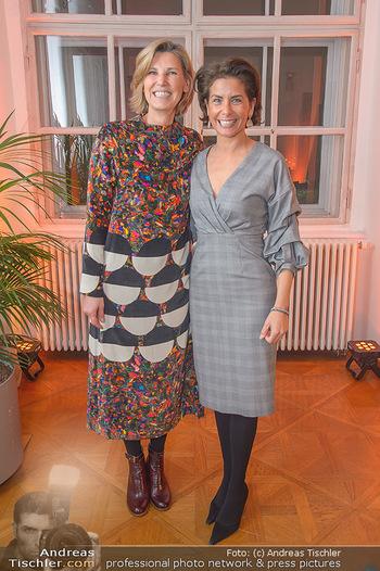 Master Lin Meaningful Luxury - MQ Museumsquartier, Wien - Mo 26.11.2018 - Desiree TREICHL-STÜRGKH, Sonja KATO-MAILATH-POKORNY44
