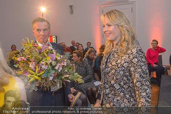 Master Lin Meaningful Luxury - MQ Museumsquartier, Wien - Mo 26.11.2018 - Elina GARANCA, Rainer DEISENHAMMER141