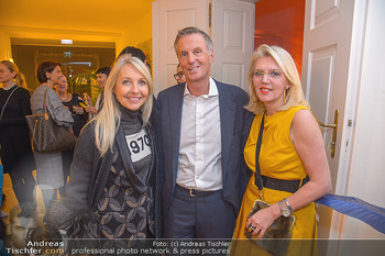 Master Lin Meaningful Luxury - MQ Museumsquartier, Wien - Mo 26.11.2018 - Rainer DEISENHAMMER, Uschi FELLNER, Liane SEITZ152