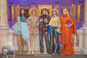 AFA - Austrian Fashion Awards - Weltmuseum - Di 27.11.2018 - Models1