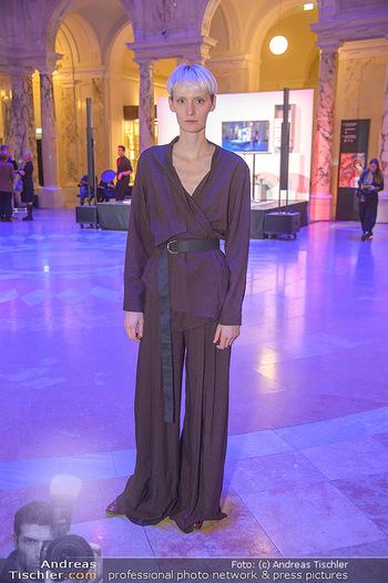 AFA - Austrian Fashion Awards - Weltmuseum - Di 27.11.2018 - Jana WIELAND2
