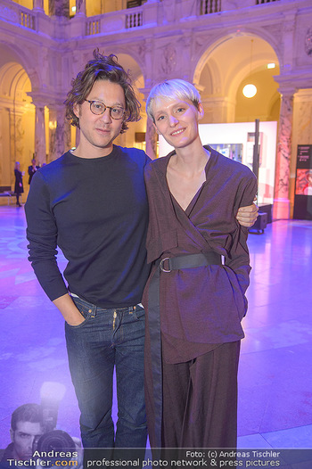 AFA - Austrian Fashion Awards - Weltmuseum - Di 27.11.2018 - Jana WIELAND, Arthur ARBESSER4