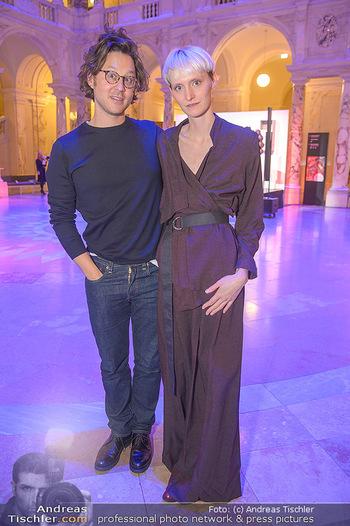 AFA - Austrian Fashion Awards - Weltmuseum - Di 27.11.2018 - Jana WIELAND, Arthur ARBESSER5