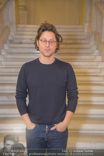 AFA - Austrian Fashion Awards - Weltmuseum - Di 27.11.2018 - Arthur ARBESSER (Portrait)10
