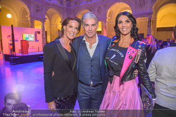 AFA - Austrian Fashion Awards - Weltmuseum - Di 27.11.2018 - Kathi STUMPF, Alex BEZA, Agens GOEBEL25