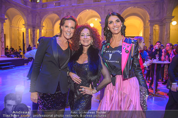 AFA - Austrian Fashion Awards - Weltmuseum - Di 27.11.2018 - Christina LUGNER, Kathi STUMPF, Agens GOEBEL28