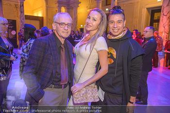 AFA - Austrian Fashion Awards - Weltmuseum - Di 27.11.2018 - Christian und Ekaterina MUCHA, Alexis FERNANDEZ31