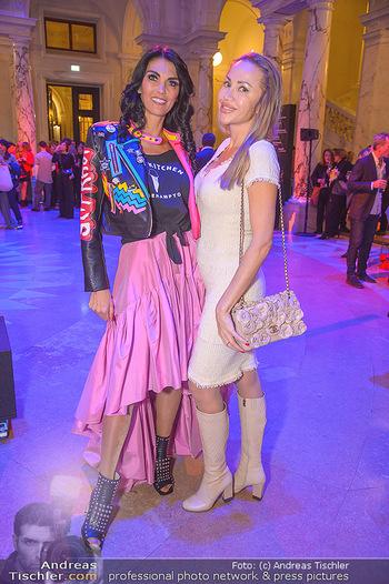 AFA - Austrian Fashion Awards - Weltmuseum - Di 27.11.2018 - Agens GOEBEL, Ekaterina MUCHA37