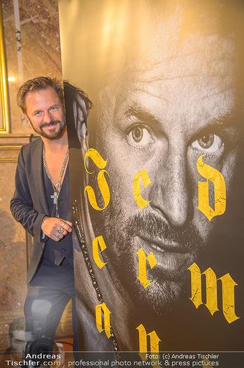 Philipp Hochmair Albumpräsentation - Burgtheater - Do 29.11.2018 - Philipp HOCHMAIR7