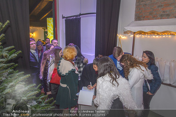 Ströck White Christmas 3 - Colosseum XXI - Sa 01.12.2018 - 15