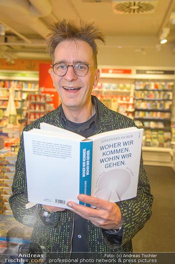 Johannes Huber Buchpräsentation - Thalia, Landstraße - Mo 03.12.2018 - Gerald HÖRHAN16