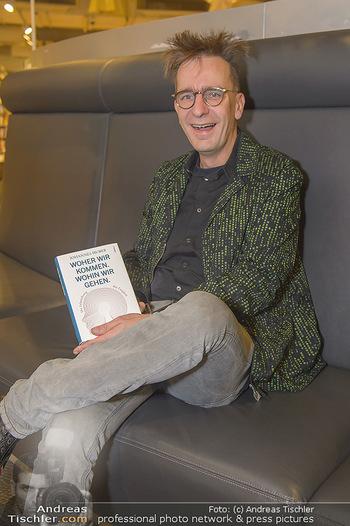 Johannes Huber Buchpräsentation - Thalia, Landstraße - Mo 03.12.2018 - Gerald HÖRHAN18