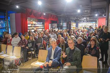 Johannes Huber Buchpräsentation - Thalia, Landstraße - Mo 03.12.2018 - 25