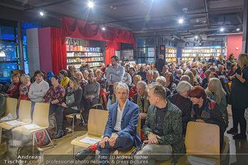 Johannes Huber Buchpräsentation - Thalia, Landstraße - Mo 03.12.2018 - 26