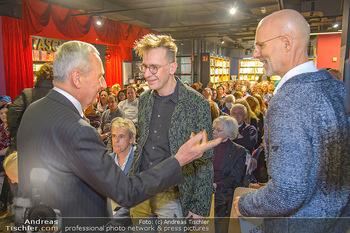 Johannes Huber Buchpräsentation - Thalia, Landstraße - Mo 03.12.2018 - 28