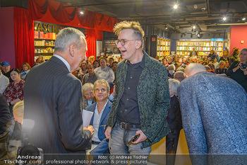 Johannes Huber Buchpräsentation - Thalia, Landstraße - Mo 03.12.2018 - 29