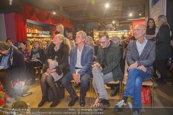 Johannes Huber Buchpräsentation - Thalia, Landstraße - Mo 03.12.2018 - 30