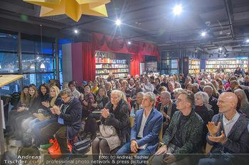 Johannes Huber Buchpräsentation - Thalia, Landstraße - Mo 03.12.2018 - 31