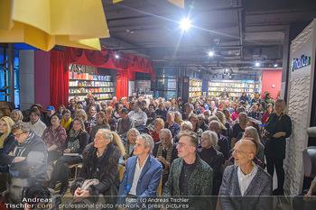 Johannes Huber Buchpräsentation - Thalia, Landstraße - Mo 03.12.2018 - 32