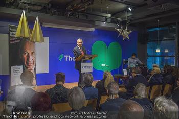 Johannes Huber Buchpräsentation - Thalia, Landstraße - Mo 03.12.2018 - 35