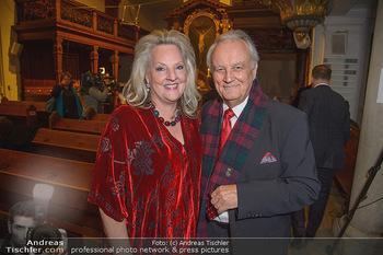 Benefiz-Weihnachtskonzert - Lutherische Stadtkirche AB - Di 04.12.2018 - Linda WATSON, Hans Peter OCHSENHOFER1