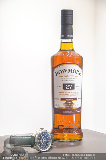 Bowmore - Time, Svoured - Breitling Store - Di 04.12.2018 - 2
